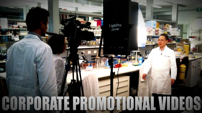 CORPORATE PROMOTIONAL VIDEO TITLE
