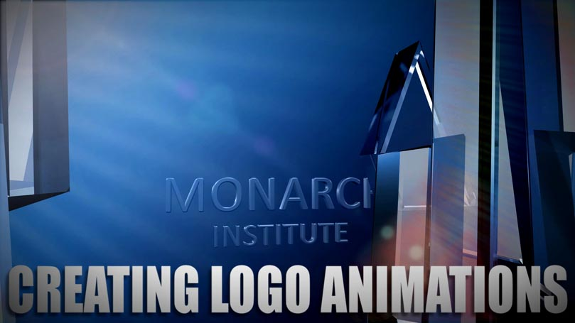 CREATING LOGO ANIMATIONS TITLE