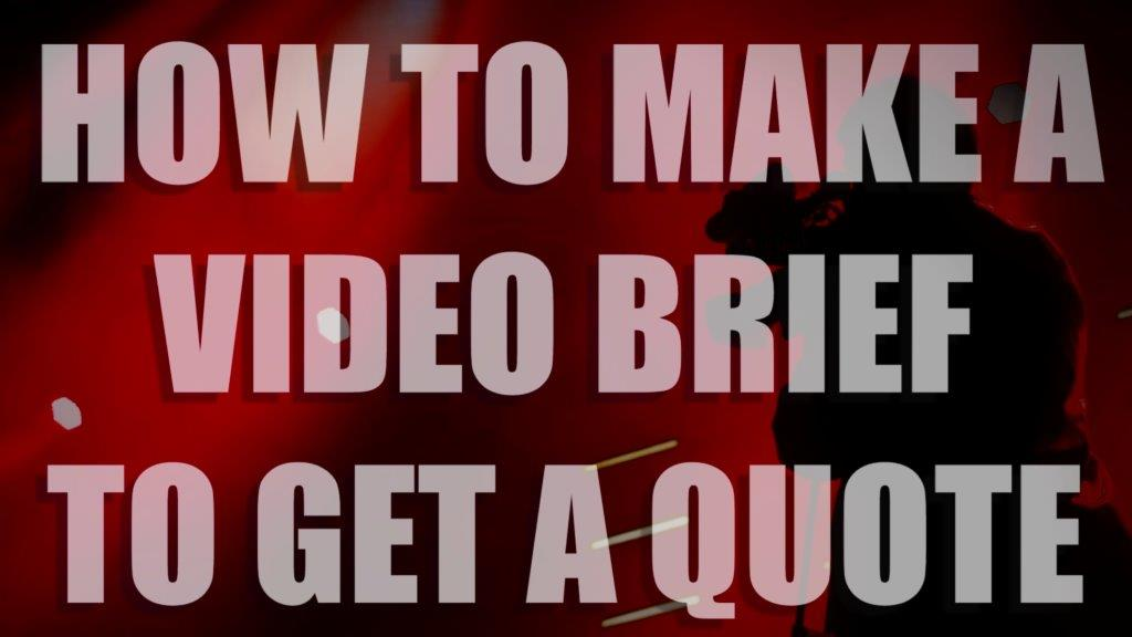 how to make a corporate video production