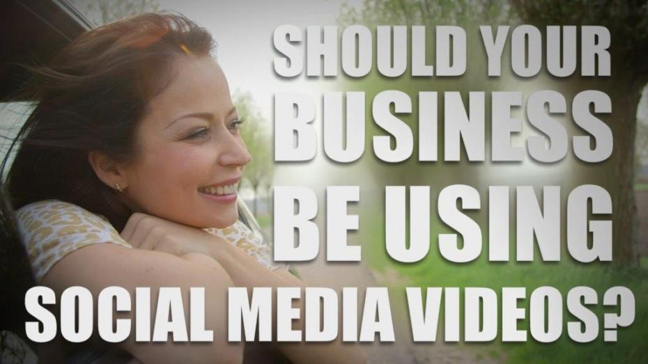 Social Media Videos for Business