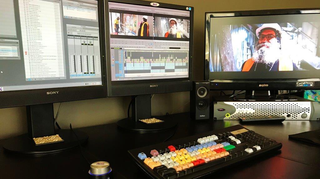 High End Avid Edit Suite