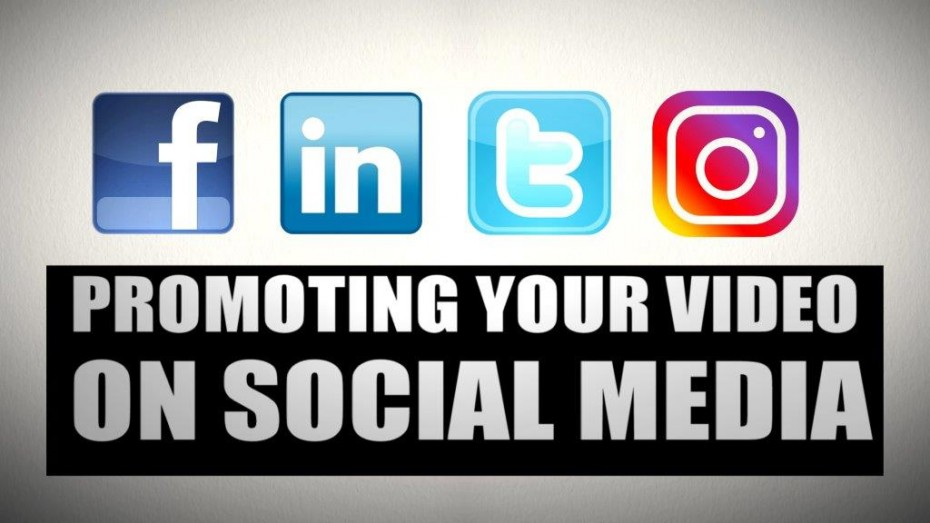 Promoting your video on social media