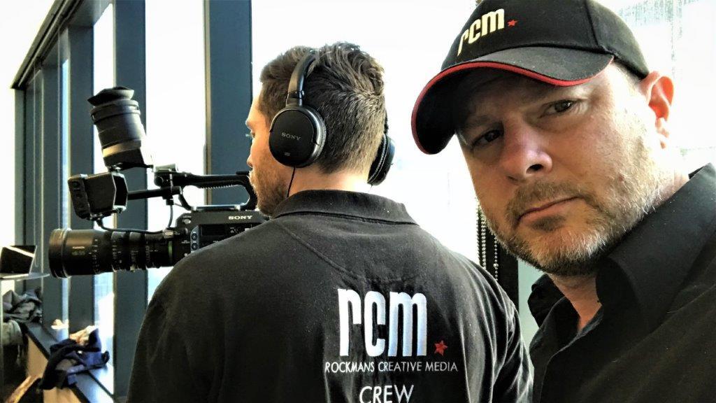 Director with Cameraman
