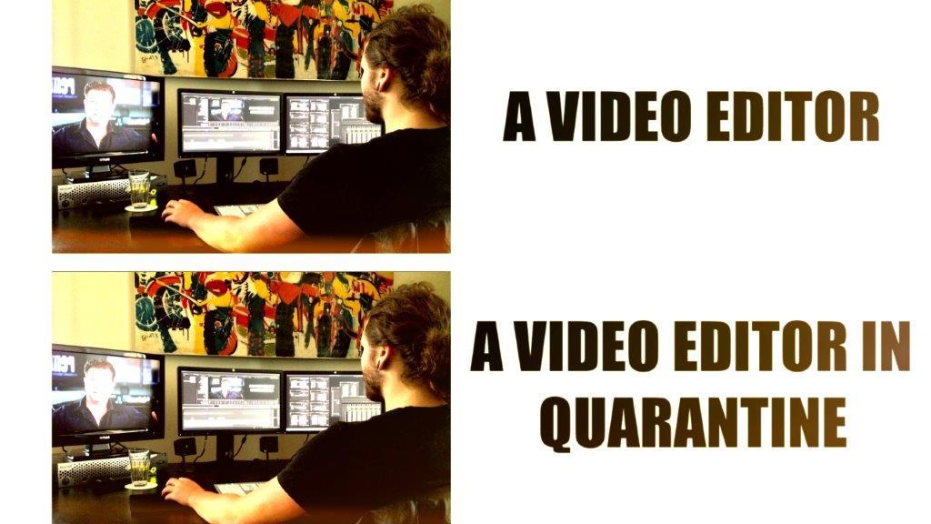 Video Editor Social distancing