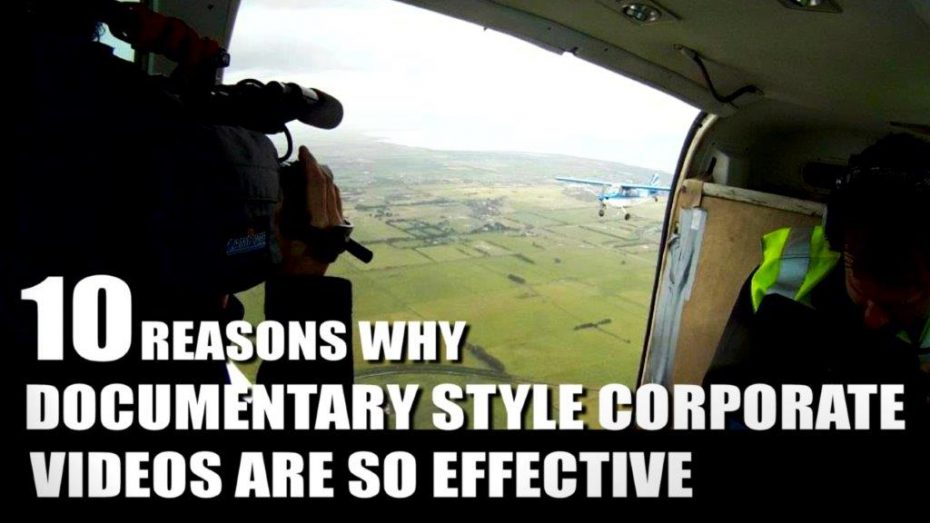 Documentary Style Corporate Videos