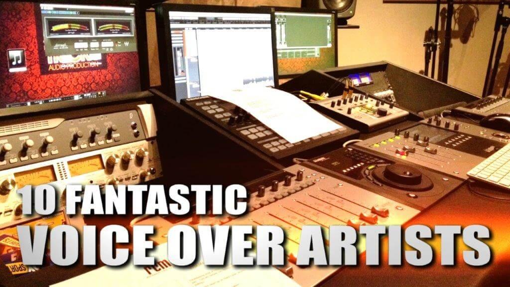 Fantastic Voice Over Artist