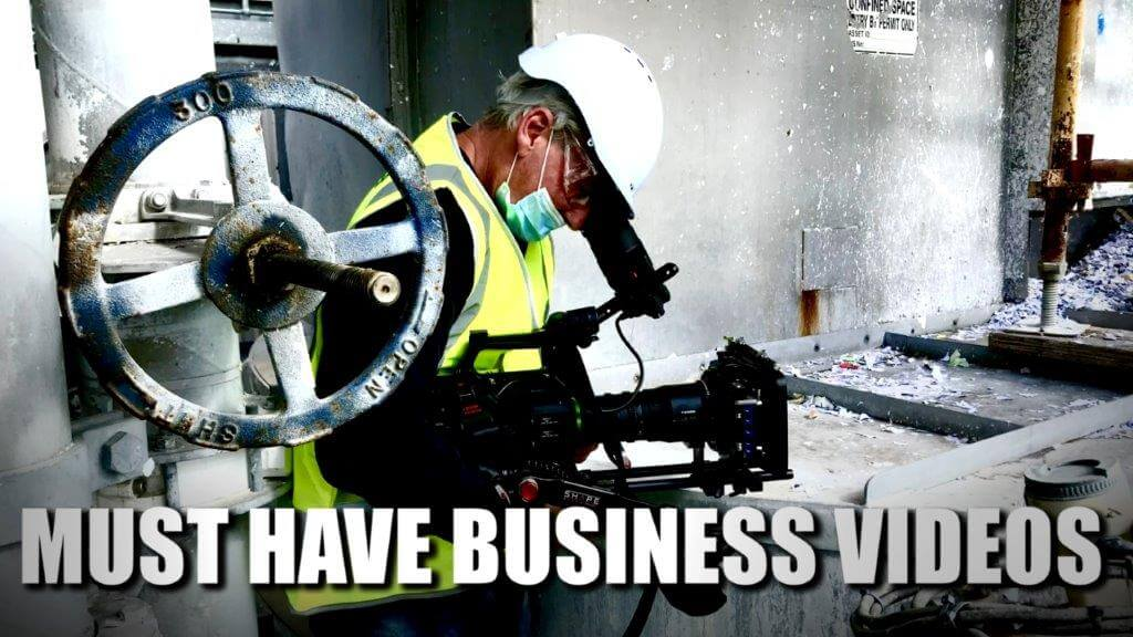 Must have business videos