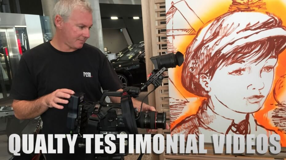 Quality Testimonial Videos for Business