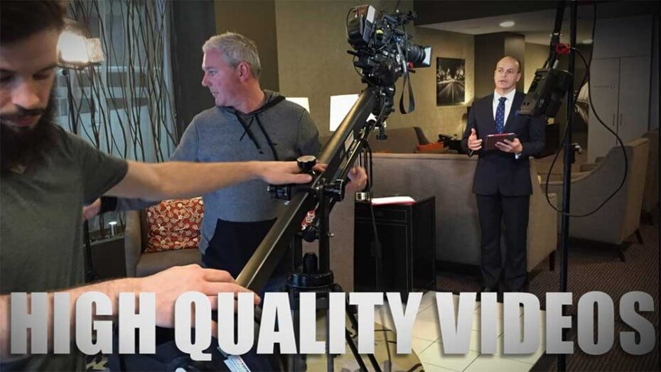 High Quality Corporate Videos